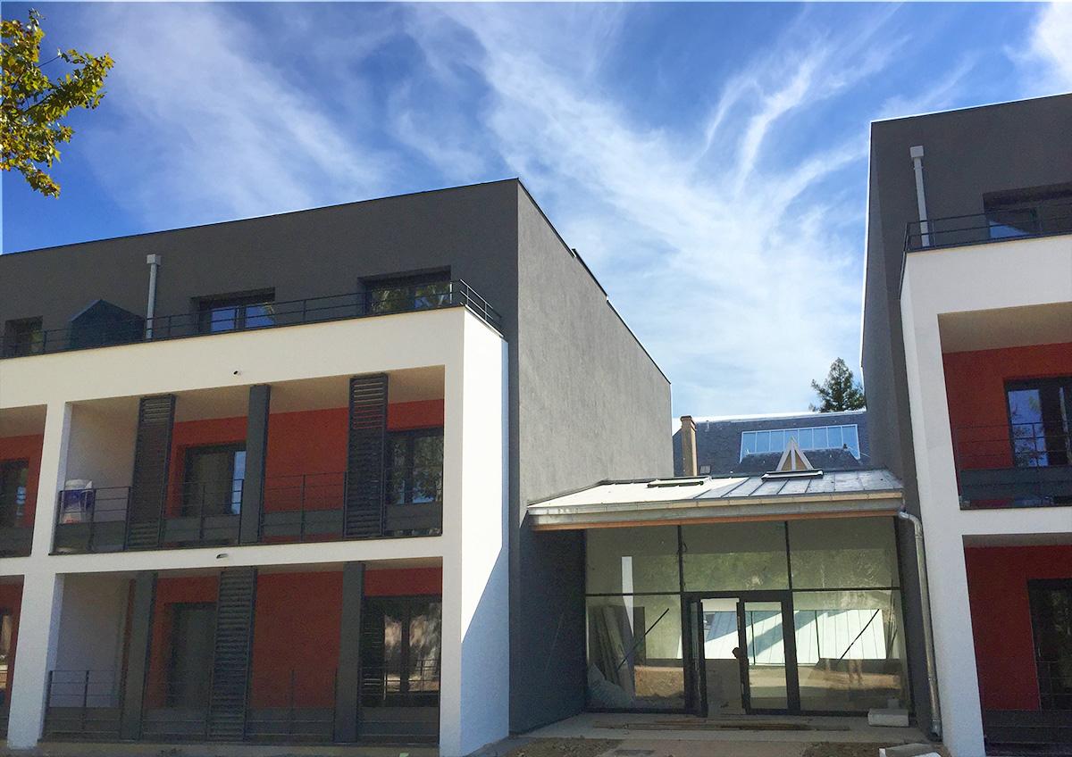 Comptoir des revêtements réalise la rénovation des façades
